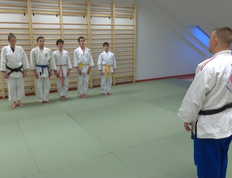 Judo foglakozásokra várják a fiatal felnőtteket