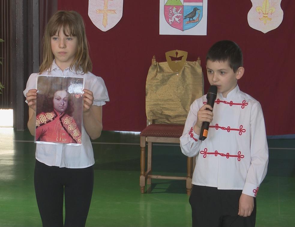 Névadójára emlékezett a II. Rákóczi Ferenc Általános Iskola