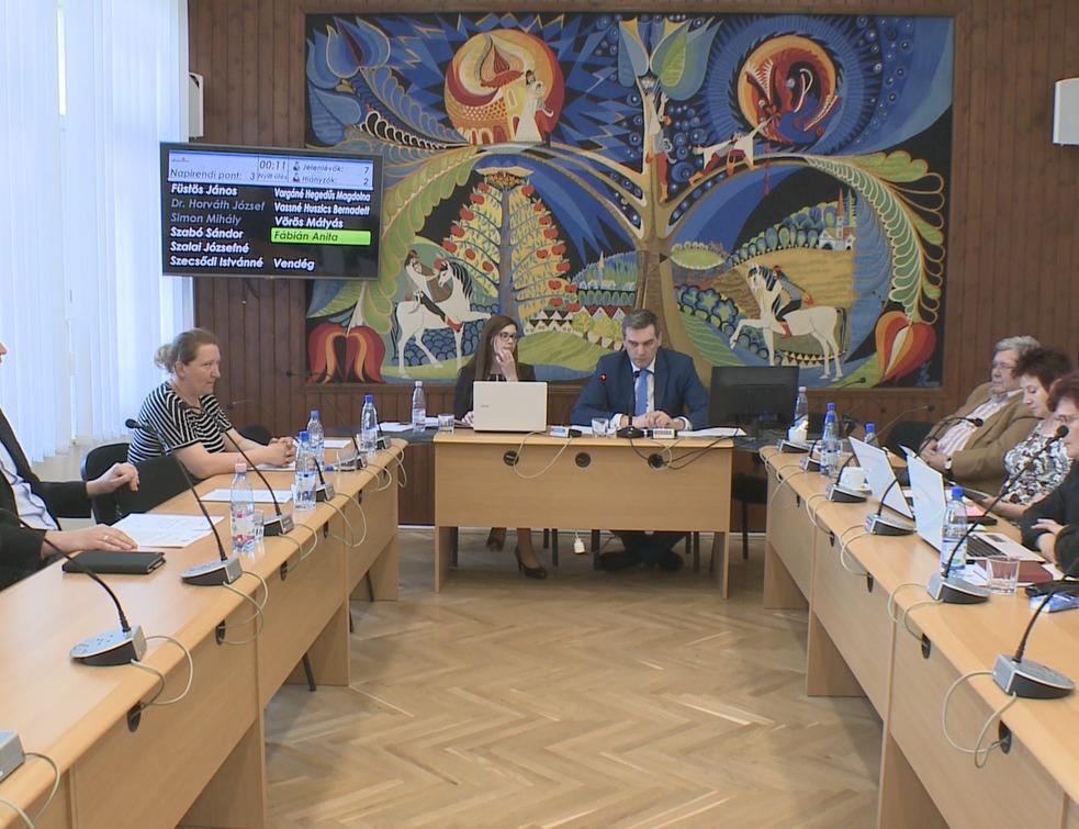 Főként rendeleteket és megállapodásokat módosítottak a képviselők