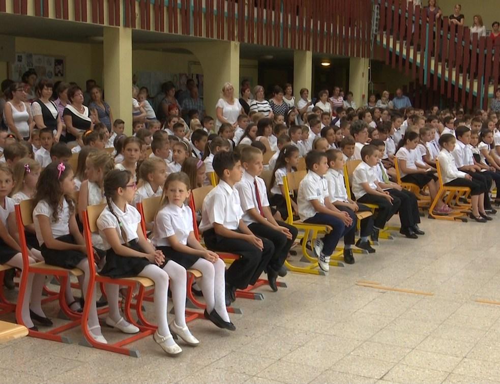 Nehéz, de eredményes évet zártak általános iskoláink