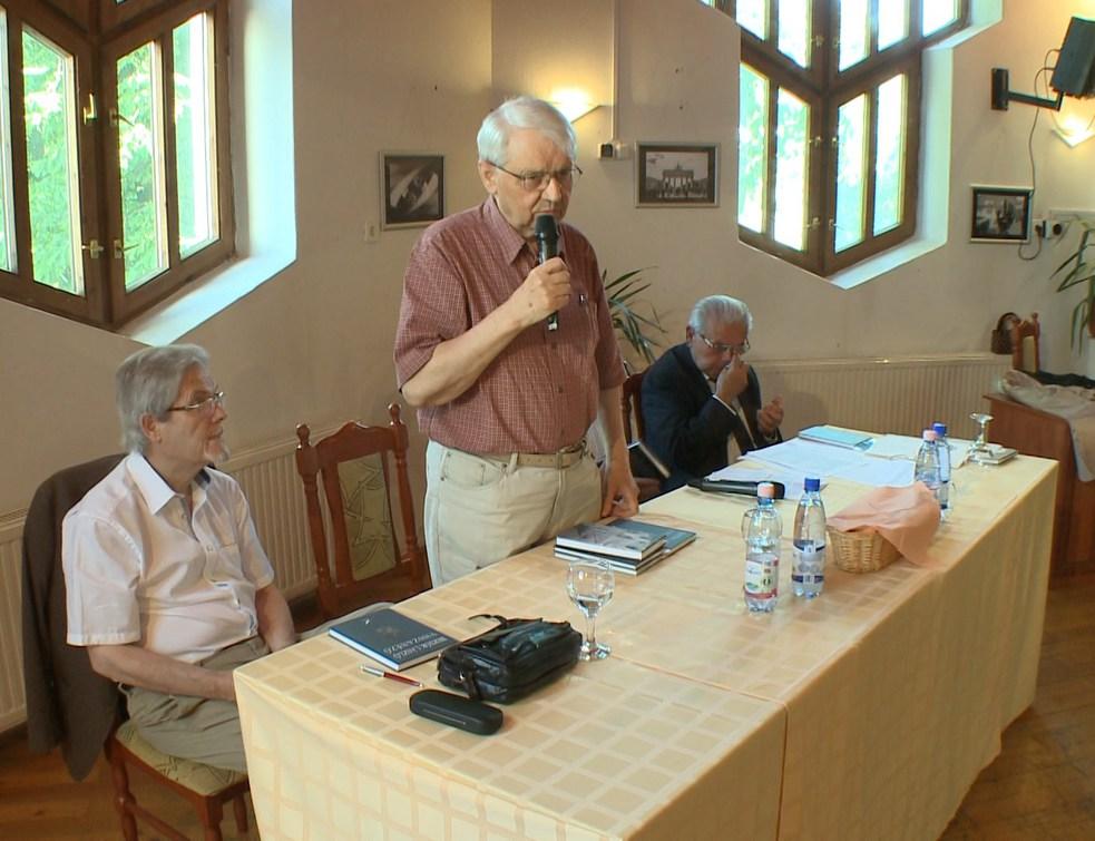 Csurgó vendége volt Bertók László Kossuth-díjas költő