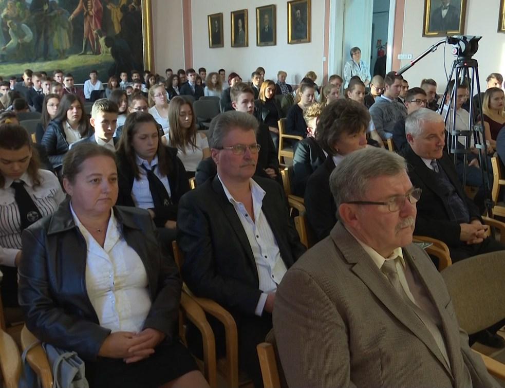 Kálvin-konferencia a református iskolában
