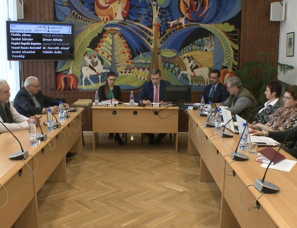 A költségvetés volt a fő témája a februári testületi ülésnek