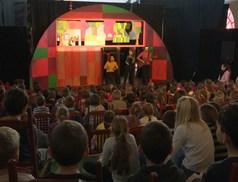 Három éve tartanak színvonalas előadásokat a gyermekeknek