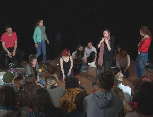Második alkalommal rendezték meg a diákszínjátszó fesztivált