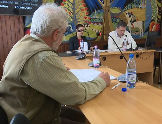 Pályázati közbeszerzésekről döntöttek a rendkívüli ülésen