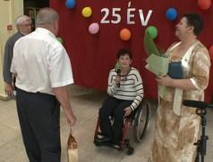 25 éves a Mozgáskorlátozottak Csurgói Csoportja