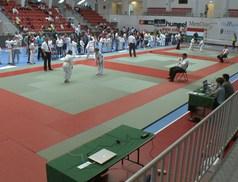 Csurgón zajlott a Dél-Dunántúli Regionális Judo Verseny