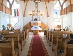 Jubileumi konfirmációs ünnepség a Csurgói Református Templomban