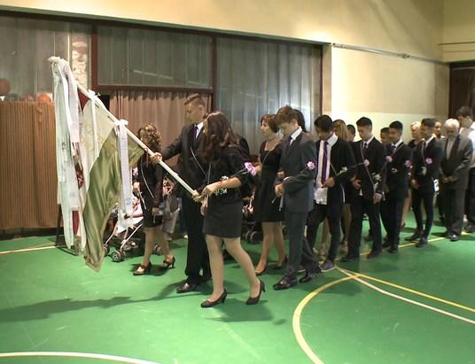 Ballagás a II. Rákóczi Általános Iskolában