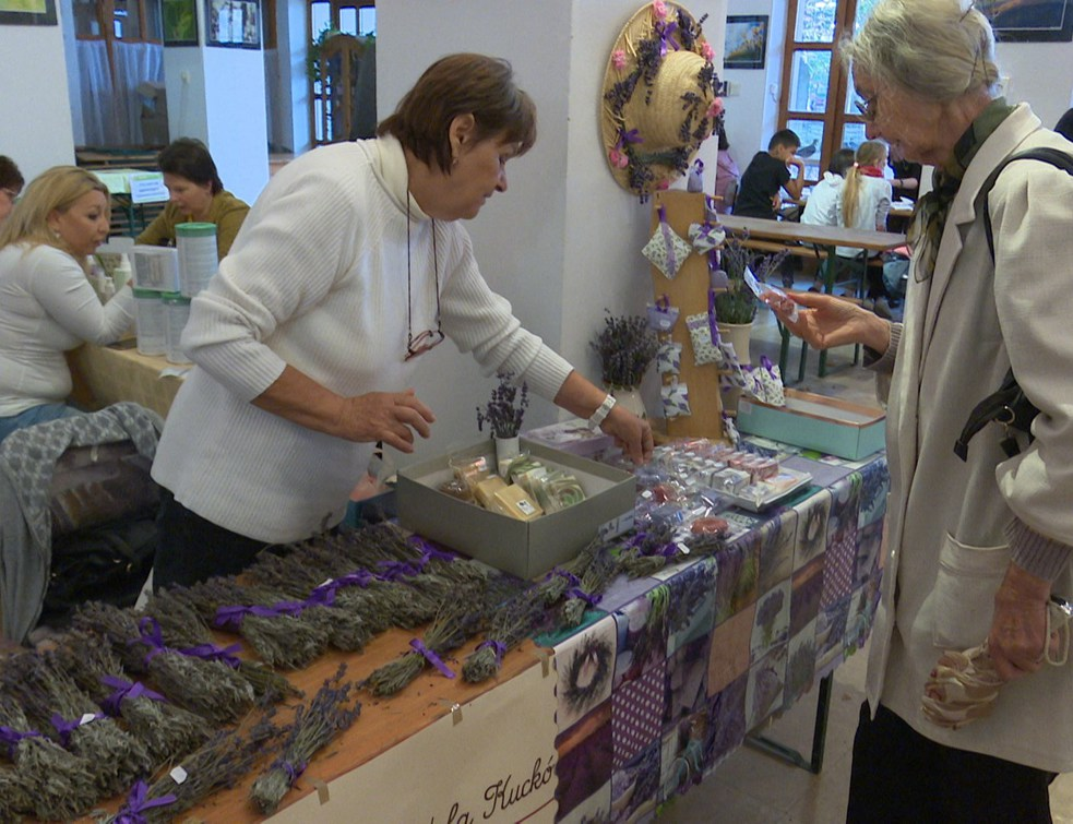 A helyi termékeket mutatta be az idei Őszi Fesztivál