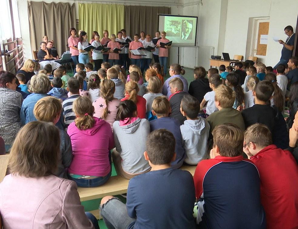 Zenei délelőtt az általános iskolákban