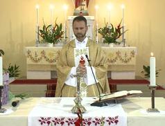 Tíz éve szentelték pappá Göndics Jánost