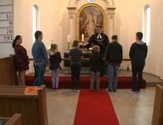 Tanévnyitó istentisztelet az Evangélikus Templomban