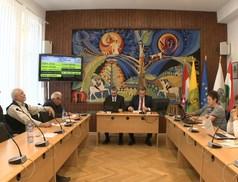 A ciklus utolsó ülését tartotta meg a képviselő-testület