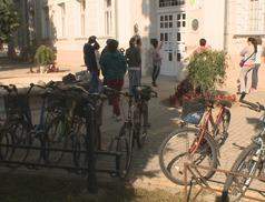 Kerékpártúra a város múltjának a megismerésére