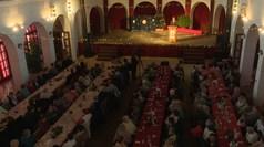 Ünnepi beszéd, áldások, műsorok a városi karácsonyi ünnepségen