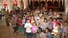 Karácsonyi játszóház a rászoruló gyermekeknek