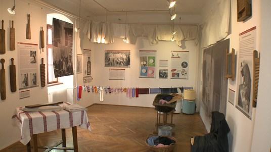 A mosásról szól a Helytörténeti Gyűjtemény kiállítása