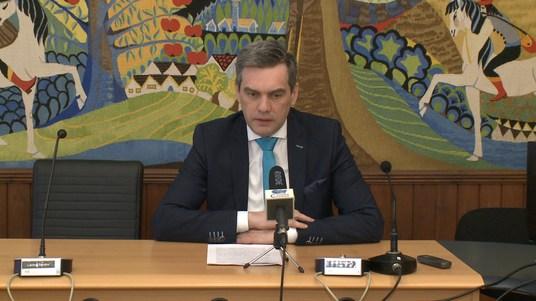 Megtartotta aktuális sajtótájékoztatóját Füstös János polgármester