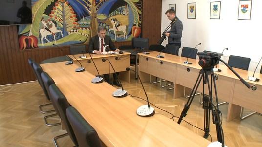 Ismét több téma a polgármesteri sajtótájékoztatón
