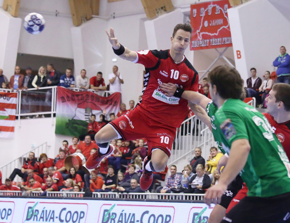 Az EHF Kupa harmadik körében a Csurgói KK