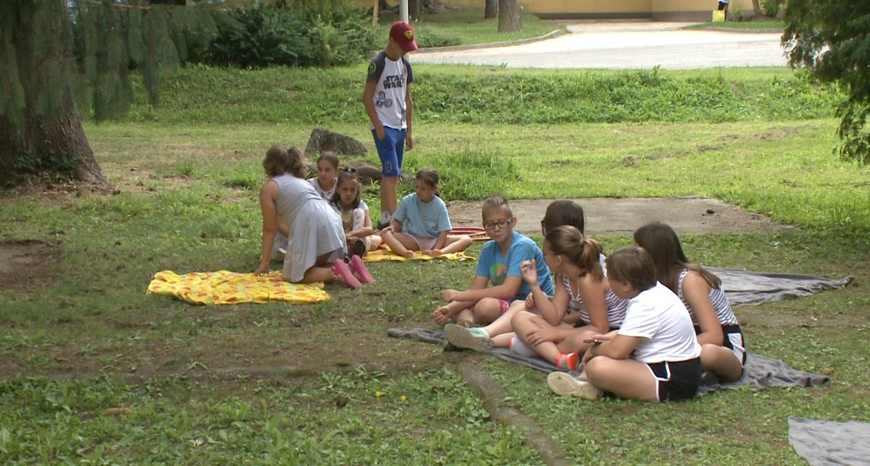 Nyári gyermekfelügyelet a Családsegítő Szolgálatnál