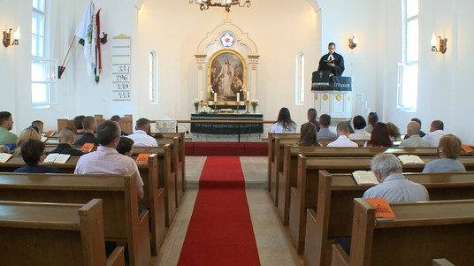 Újabb szigorítások az Evangélikus Templomban