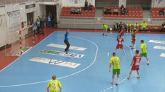 Az Orosháza ellen szerezte meg az első győzelmét a férfi kézilabda csapat