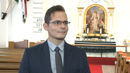 Beiktatásra került Hegedüs Gábor evangélikus lelkész