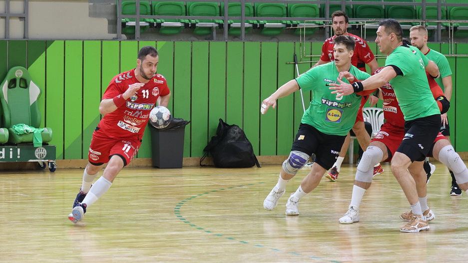 Szoros mérkőzésen vereség a Ferencváros otthonában