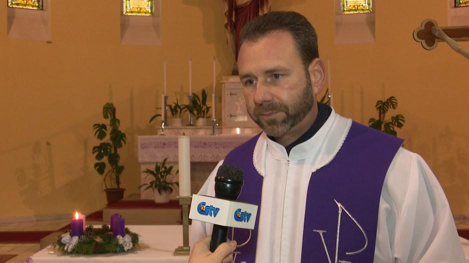 Szent Miklós napja is megemlítésre került advent második vasárnapján