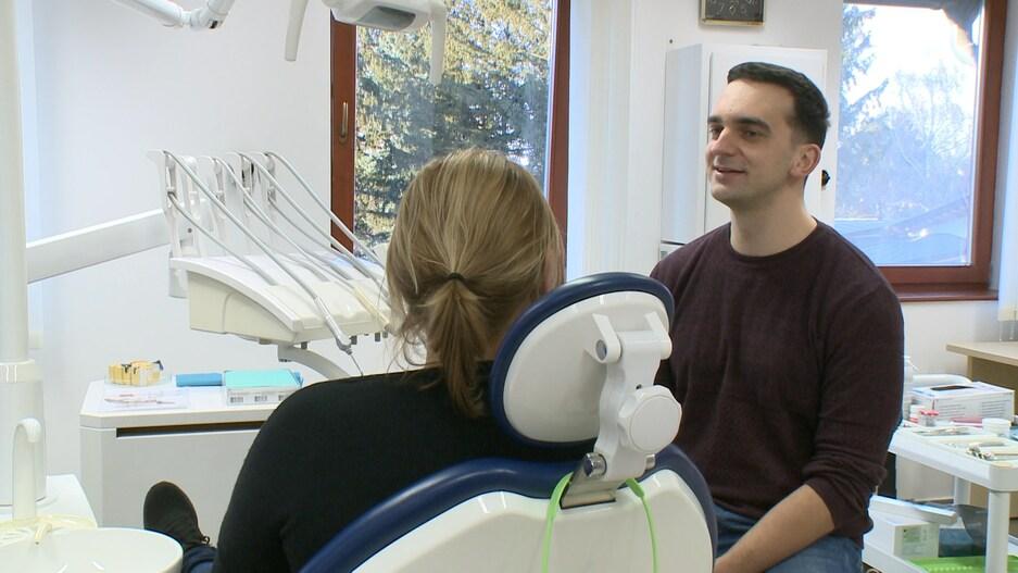 Dr. Laczkó Dávid Balázs fogorvos hosszú távra tervez Csurgón