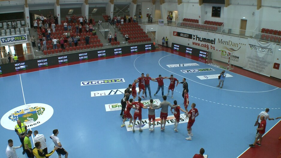 Ismét döntőben a férfi kézilabda csapat a Liga Kupában
