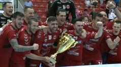 Megnyerte a Liga Kupát a férfi kézilabda csapat