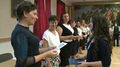 Tizenheten tettek sikeres érettségit a református gimnáziumban