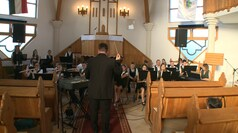 Hálaadó hangverseny a Csurgói Református Templomban