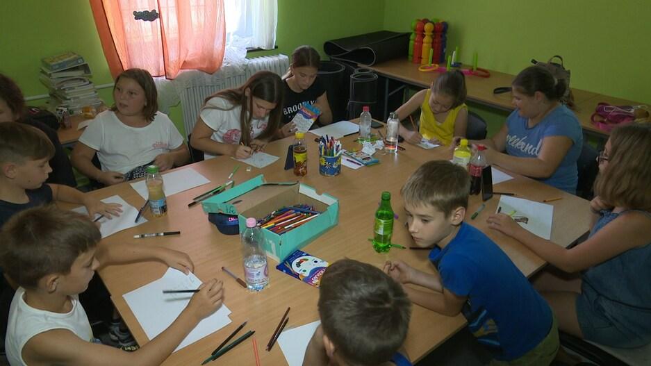 Nyári gyermekfelügyelet a Családsegítő Központban