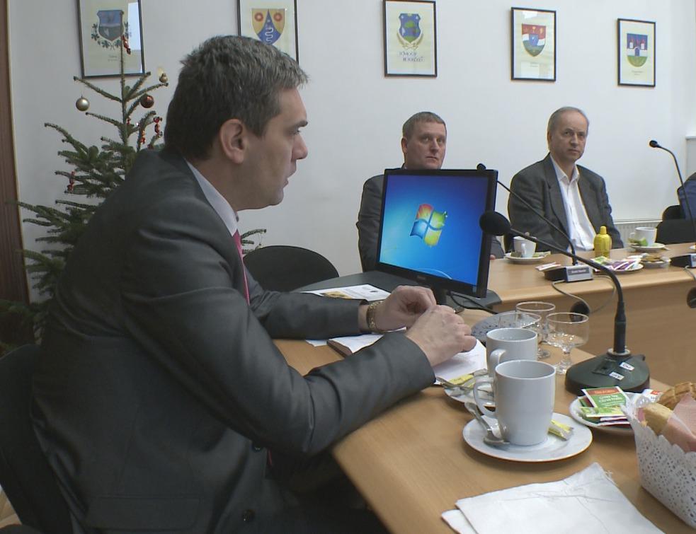 Csurgói szervezetekkel találkozott a polgármester